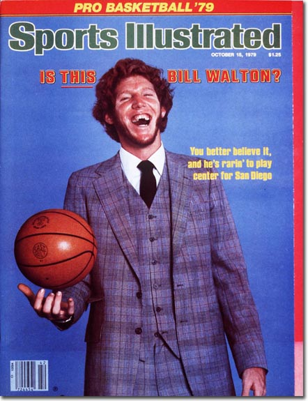NBA: Bill Walton And The Sacramento Kings